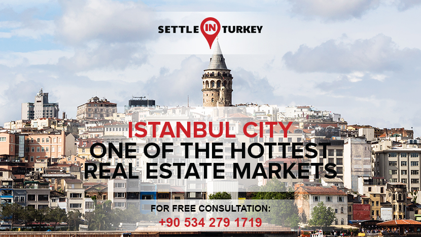 Istanbul City: One of the Hottest Real Estate Markets