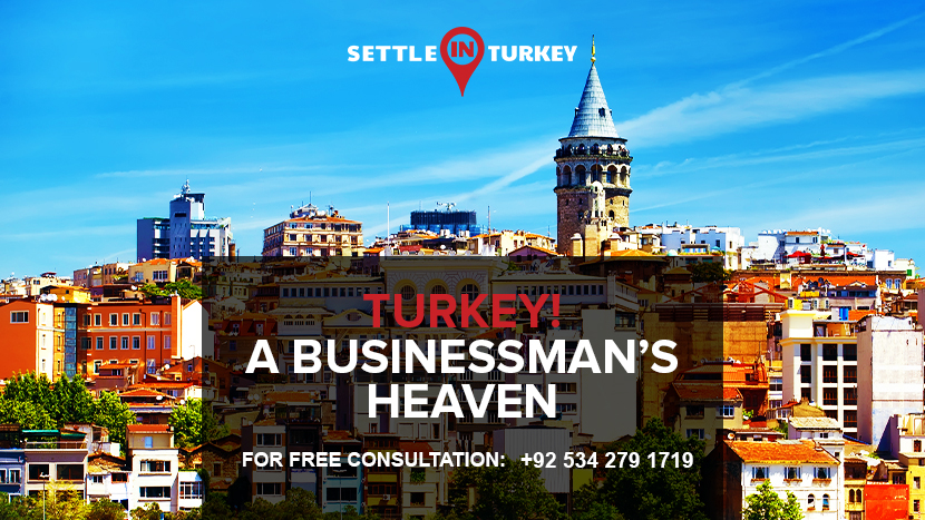 Turkey. A Businessman's Heaven