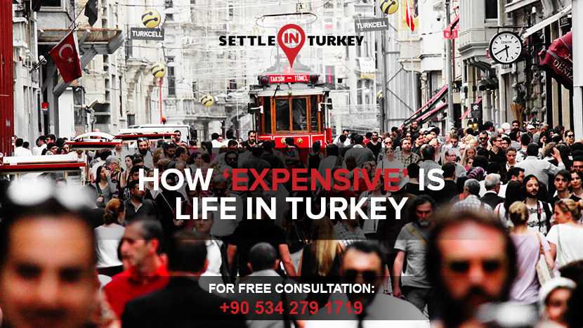 How 'Expensive' Is Life In Turkey?